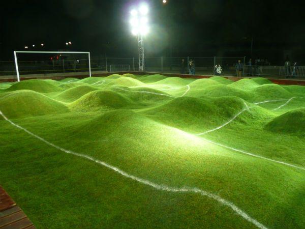 Quand le football inspire l'art. Priscilla Monge, Untitled, 2006 © DR.