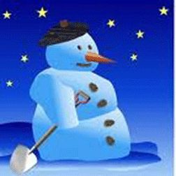 best personification images poem poems and poetry this snowman shovels snow during snow days it is a good example of personification because