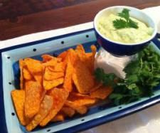 Chilli con Queso TMX 30 g butter 4 stalks shallots/spring onions 1 clove garlic half teaspoon Mexican Chilli Powder 125 g sour cream 120 g cheese grated 1 tablespoon jalapeno chillis drained/sliced 2 tablespoon fresh coriander chopped