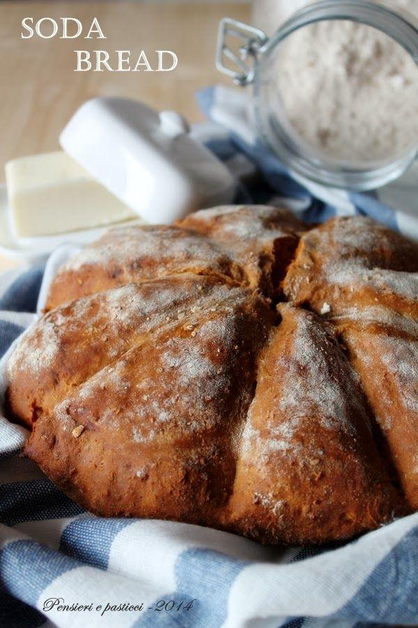 Soda bread, ricetta di Lorraine Pascale | pensieri e pasticci