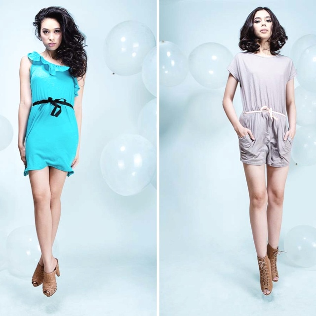 Coloriot clothing line  Photo by adrian prasetya