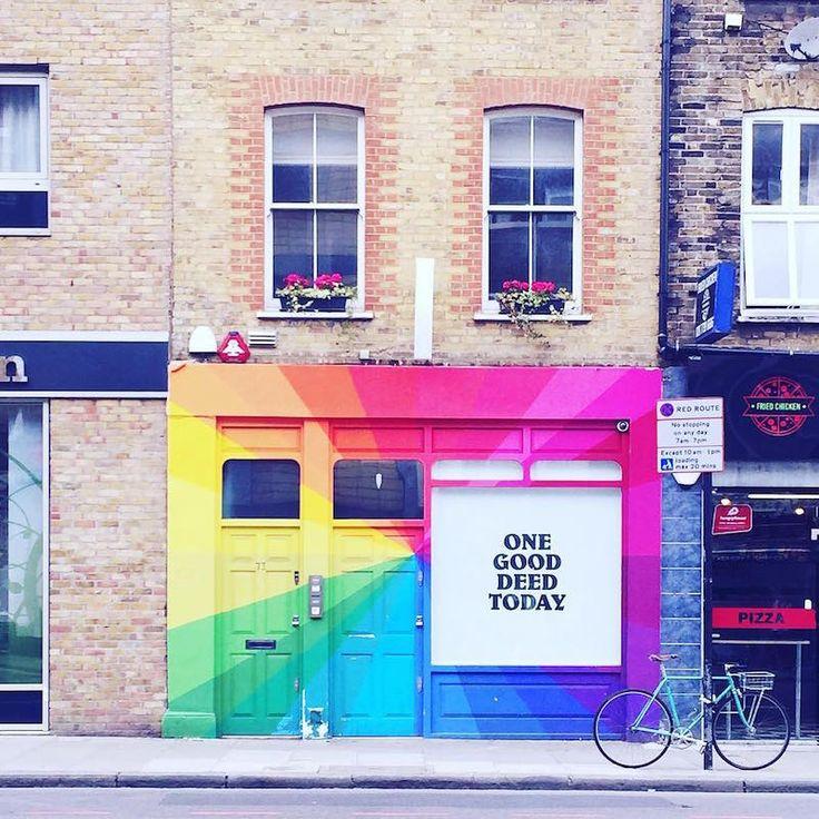 Questo è il modo migliore per visitare Londra, questo è il modo migliore per usare Instagram.