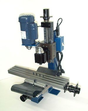 Taig Tools - Desktop Milling Machines and Lathes.