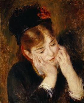 Pierre-Auguste Renoir - Contemplation                                                                                                                                                      Más