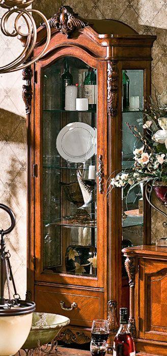 Witryna 1-drzwiowa ROXANNE | Jacob Furniture