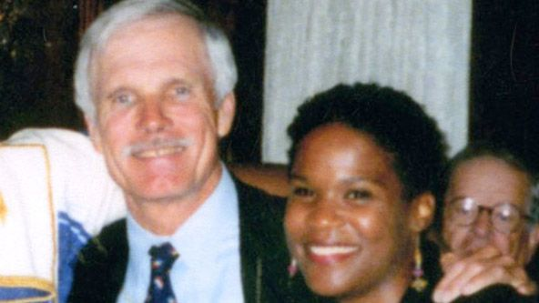 Why Mary Williams Says Ted Turner Is A ''True Father''