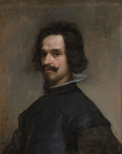 Velázquez (Diego Rodríguez de Silva y Velázquez) (Spanish, 1599–1660). Portrait of a Man, ca. 1630–35. The Metropolitan Museum of Art, New York. The Jules Bache Collection, 1949 (49.7.42) | This may be, perhaps, the self-portrait listed in an inventory of the artist's possessions drawn up in July 1661.