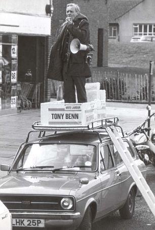 Wonderful Tony Benn