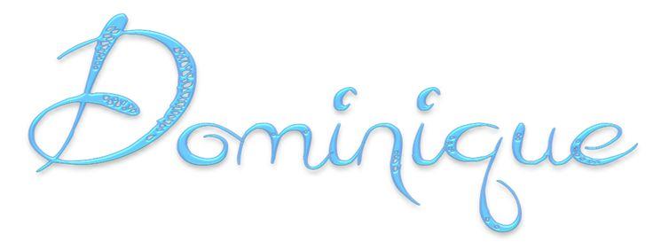 PUBLIKADO: PRÉNOM - Dominique
