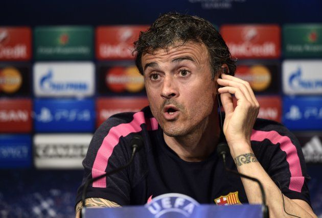 Luis Enrique has taken on Barcelona's legacy and is seeking to make history of his own