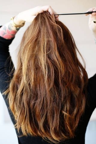 Best Clip In Hair Extensions How To Apply