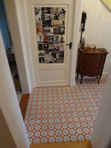 ... von Designfliesen.de Fliesen-GästeWC Pinterest Orange and Van