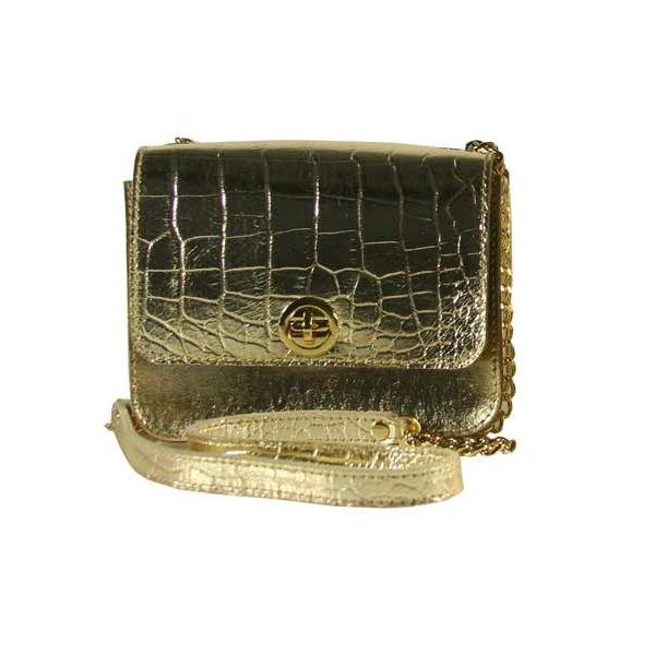 Pocket Bag Gold by Stella Rittwagen in www.dwappo.com