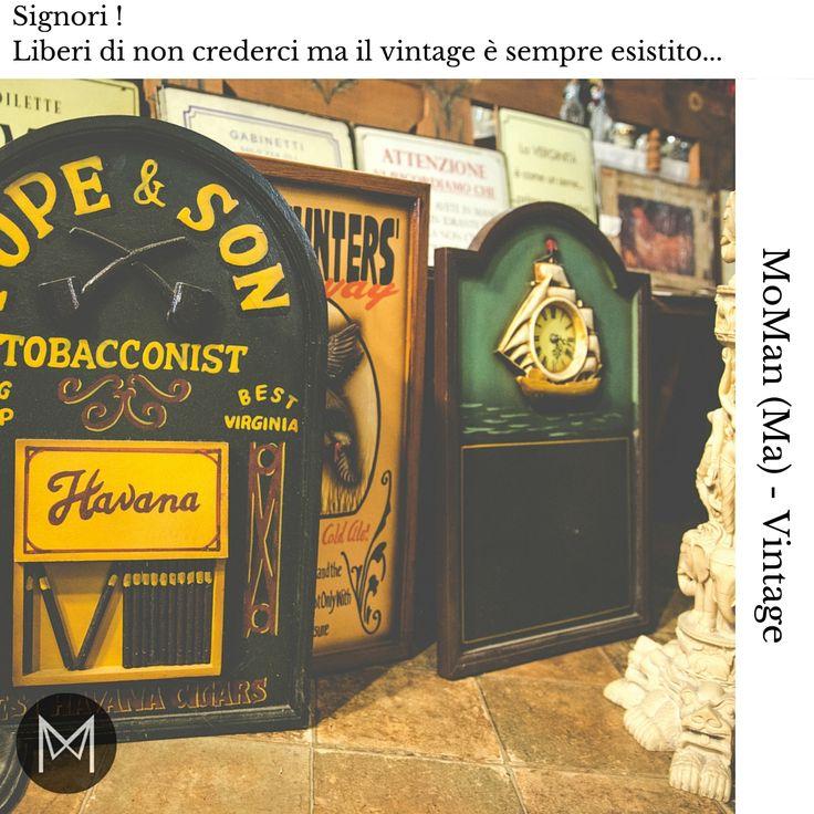 #MoMan #IlCircoloDelGentiluomo #Vintage #Martedi