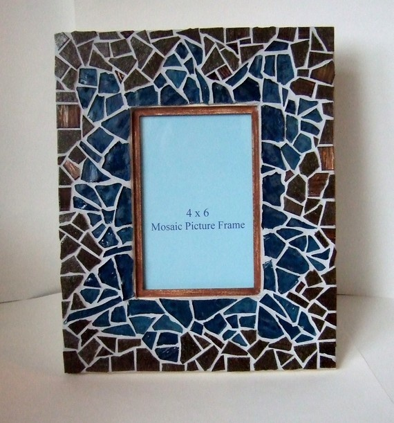 gorgeous picture frame: Mosaic Items, Picture Frames, Mosaic Mirrors Frames