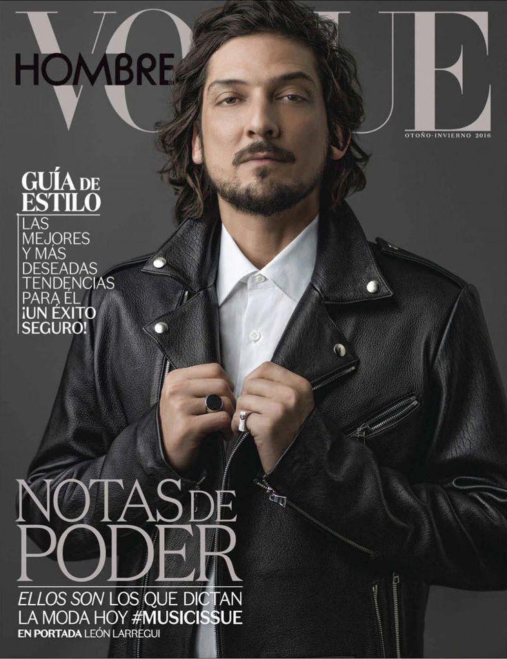 Male Fashion Trends: Leon Larregui por Fernando Marroquin para Vogue Hombre