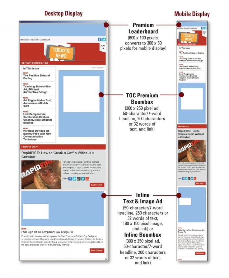 12 best Email Formats we like images on Pinterest Email - sample business newsletter