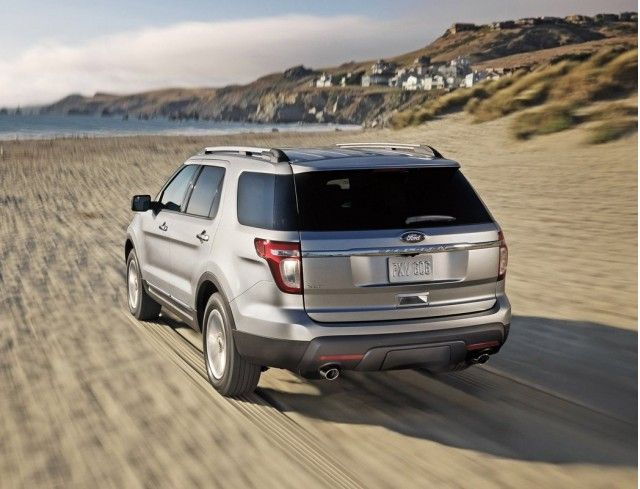 2014 Ford Explorer Review, Ratings, Specs, Prices, and Photos - The Car Connection