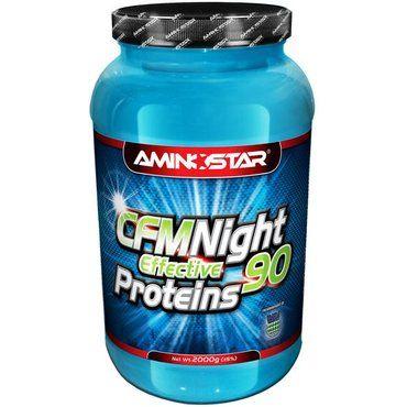 Sportovní výživa - CFM Night Effective Protein