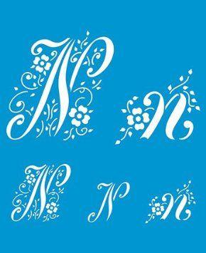 21cm x 17cm) Reusable Flexible Plastic Stencil for ...