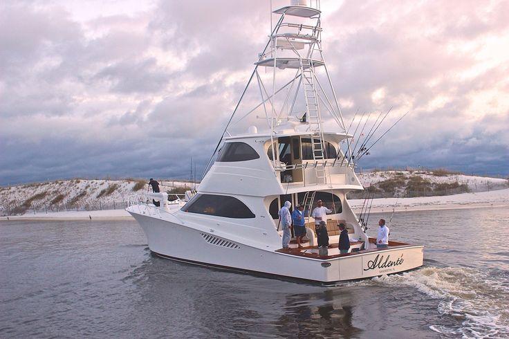 Emeril Lagasse's sport fishing boat Destin, Florida -  Follow me on Instagram @ juiceellis