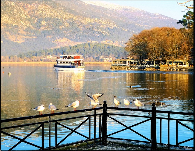 Ioannina - Lake Pamvotis - Epirus - Greece