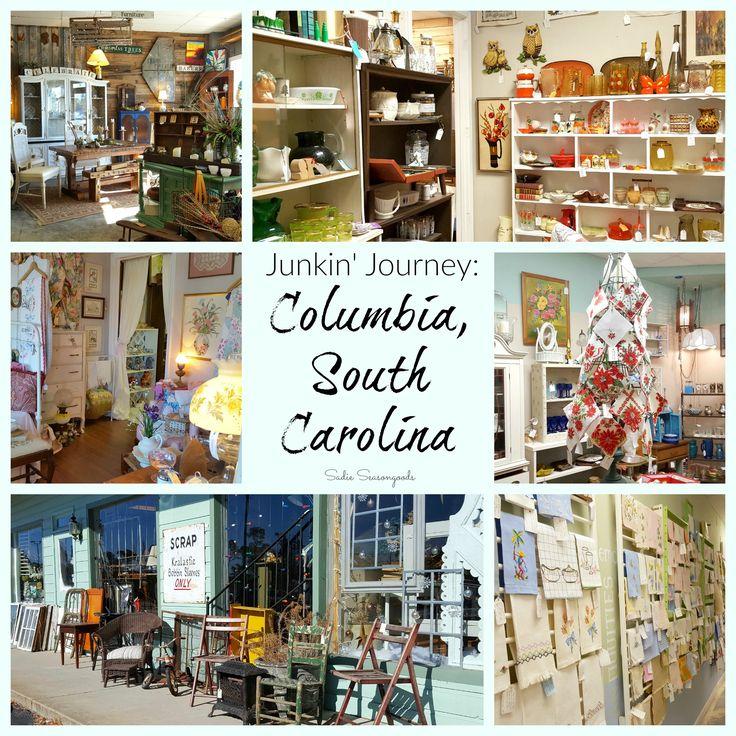 Furniture Furniture Barn Columbia Sc Ideas For Inspiring: 1000+ Images About Sadie Seasongoods- Junkin' Roadtrips On