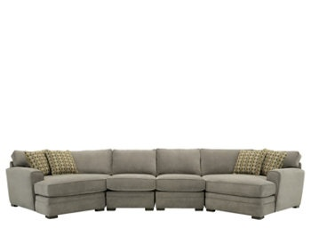 I Am On A Mission Love These Sectionals With Cuddlers Both Sides Look Out Bloomington Furniture S M Ping Tomorrow
