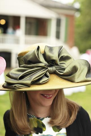 Kentucky Derby Hats...the hats are almost as much fun as the race