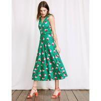 Romilly Dress Meadow Green Blossom Women Boden, Meadow Green Blossom