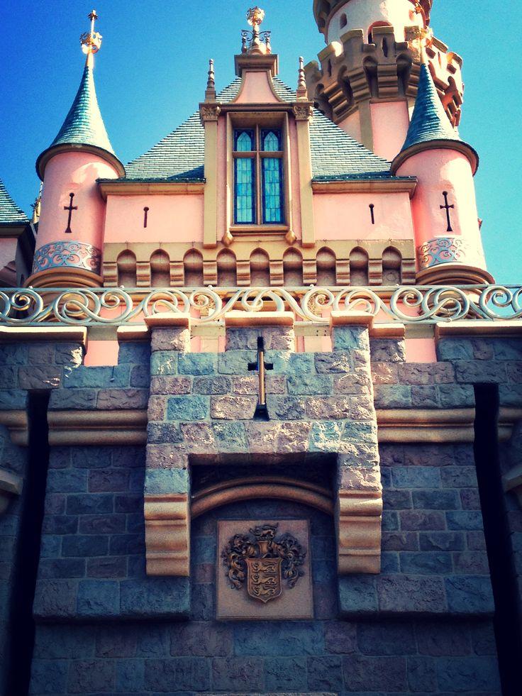 Sleeping Beauty castle :)