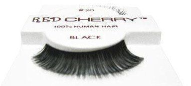 Red Cherry Eyelashes 20 (3 Pair Packs) >>> Want additional info? Click on the image.