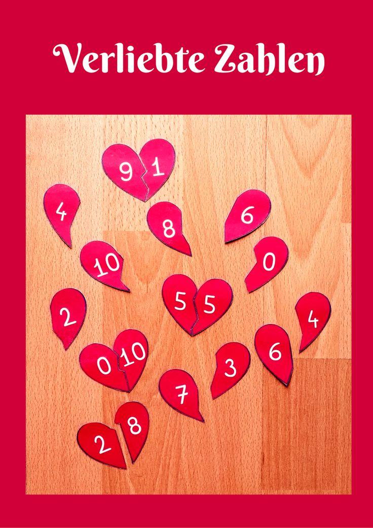 Die Schwächeren meiner Klasse tun sich in Mathe immer noch schwer im Zahlenraum bis 10 zu rechnen, da sie (unter anderem) die verliebten Zah...