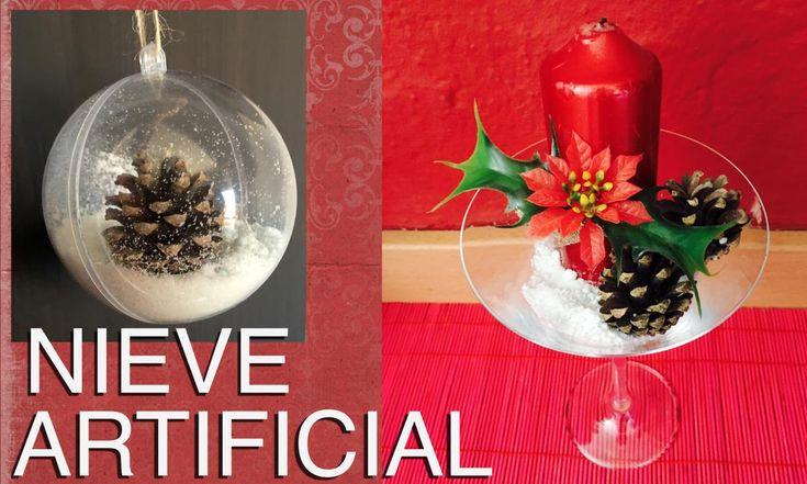Ideal para decorar nuestros rincones navideños, centros de mesa, el pie del árbol... ¡Nos preparamos para la Navidad!