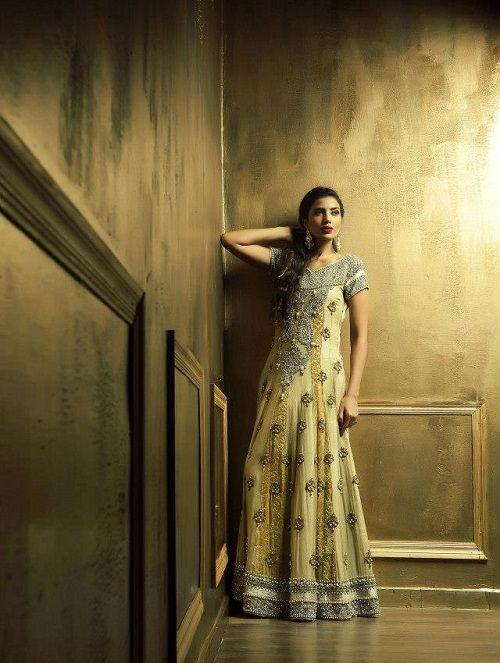 Fashion: Ammar Shahid Pakistani Wedding Bridal Collection 2013