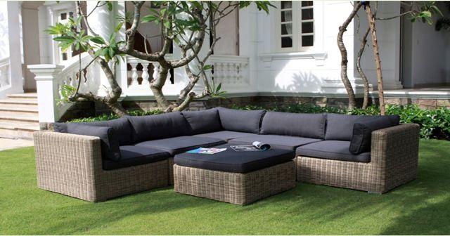Sahara lounge set