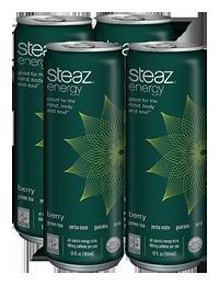 The #Healthy Beverage Company Steaz Rtd #Energy #Drink. #VitaminShoppe