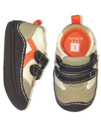 Pusat Toko Sepatu Anak Perempuan - Anak laki-laki Joby Rocker Bayi Sneaker oleh Carters | Pusat Sepatu Bayi Terbesar dan Terlengkap Se indonesia