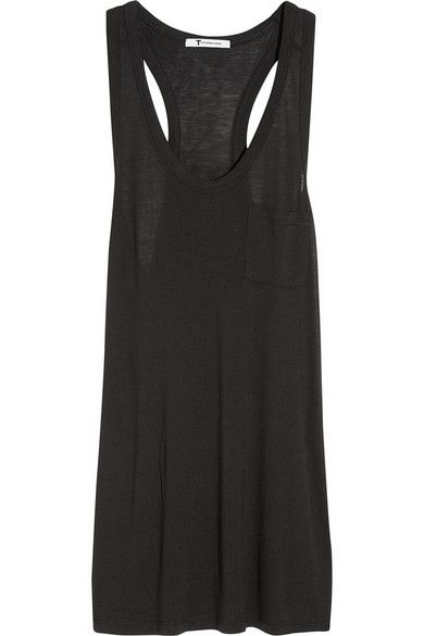 T by Alexander Wang Classic Jersey Tank {an essential}