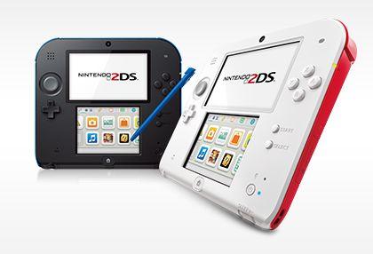 Idee regalo Natale per bambini: Nintendo 2DS