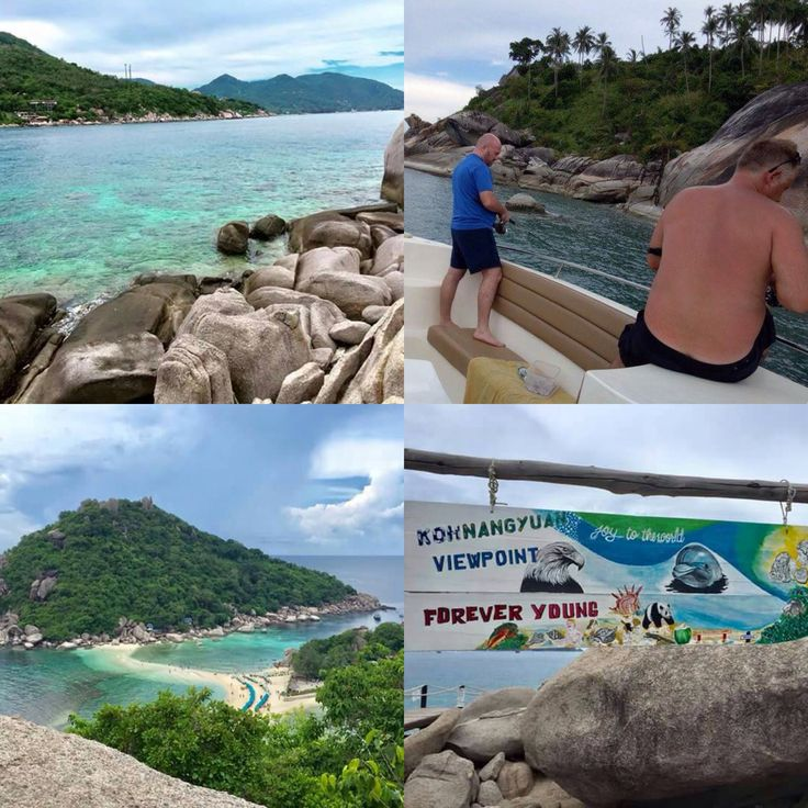 13. May - Private Speedboat Charter including Fishing at Koh Tao and Koh Nangyuan  For Information please contact:  Tel Eng +66(86)476 1245 Tel Thai +66(86)476 1240 Office +66(77) 427 119  Www.samuiboatcharter.com Liam@samuiboatcharter.com  Line ID: samuiboatcharter
