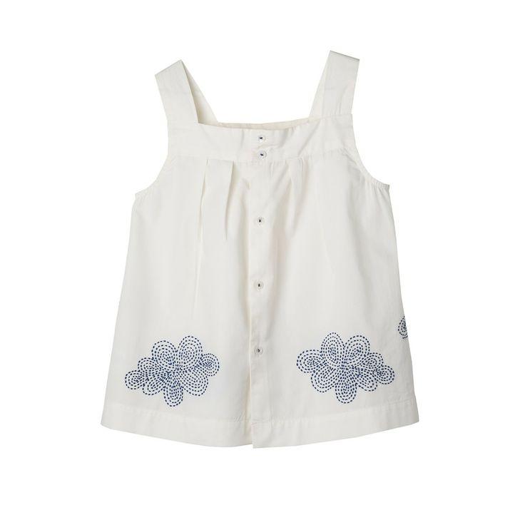 Soleil blouse - Bonpoint boutique