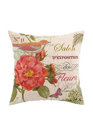 61% OFF Peking Handicraft Salon d'Exposition Pillow
