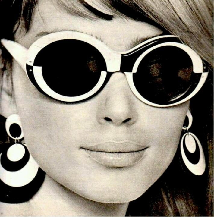 Black and white 60s