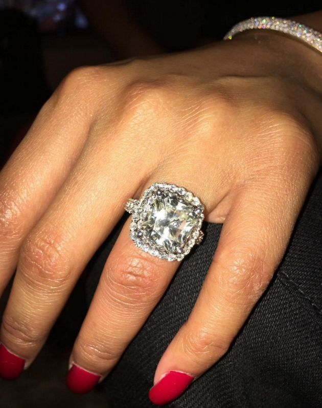 424 best Jewelry of the Rich and Famous Engagement Rings