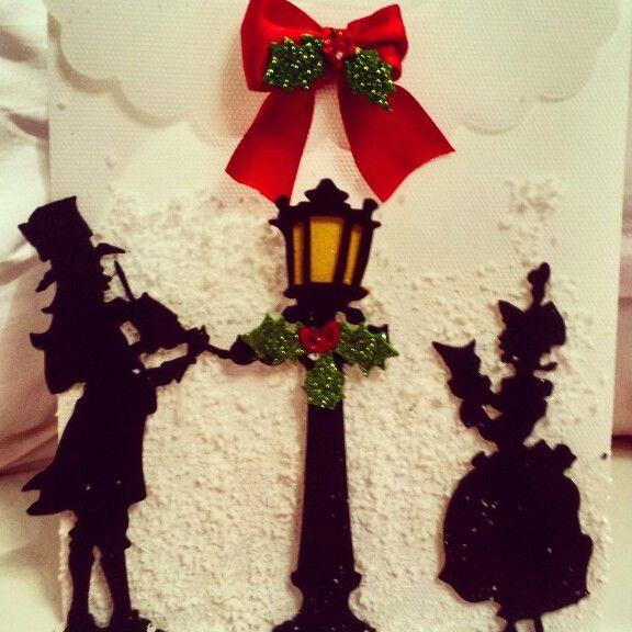 """Christmas bag """"i cantori"""""""