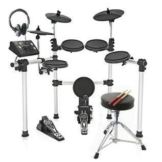 Digital Drums 450 - Kit de Bateria Digital - Pacote Promocional na Gear4Music.com