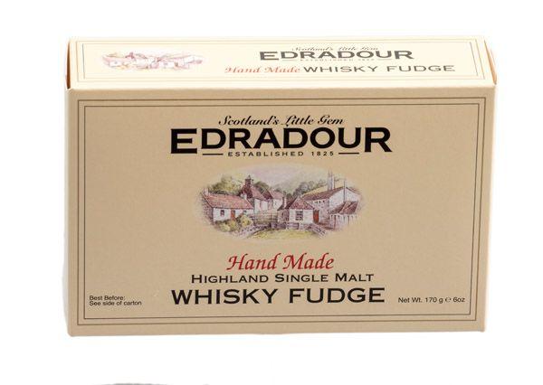 Edradour+Whisky+Scottish+Fudge
