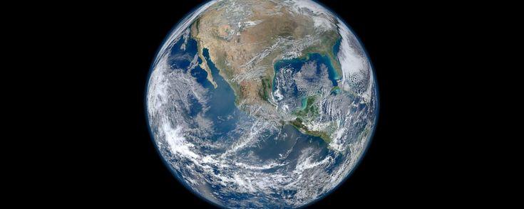 Tierra (Crédito: NASA)