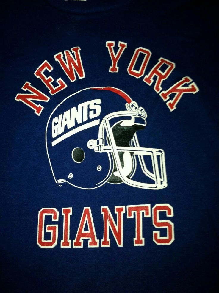 new concept 95ea9 a6b64 new york giants baseball vintage shirt